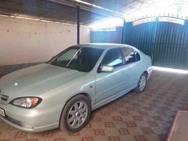 бэушные шины в Кыргызстан: Nissan Primera 2 л. 2001 | 2600 км