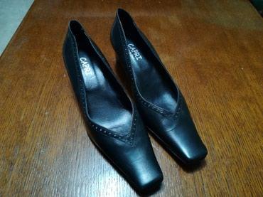 Cipele italijanske kožne nove 41.5 jako udobne. - Obrenovac
