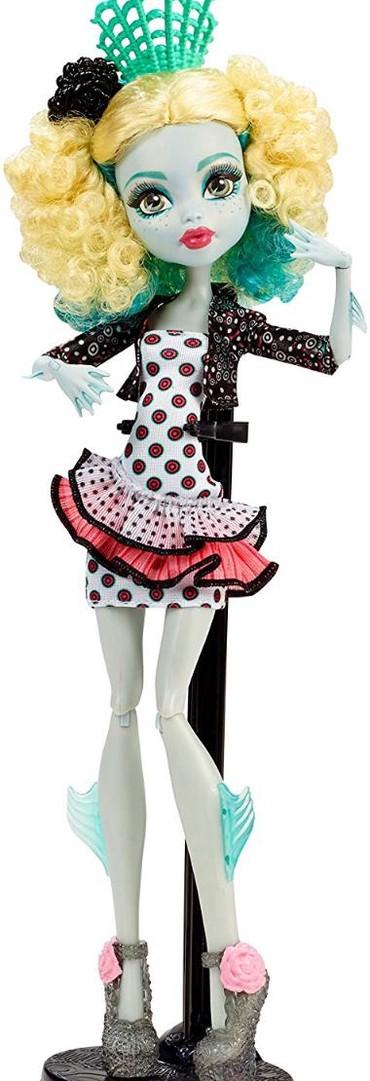 Кукла монстер хай Лагуна Блю,из серии в Бишкек