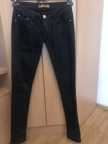 Crne pantalone,velicina M - Novi Pazar