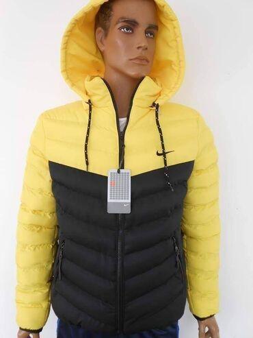 Sako muski - Srbija: Muska zimska jakna sa kapuljacomKapuljaca se skida, ima unutrasnji i