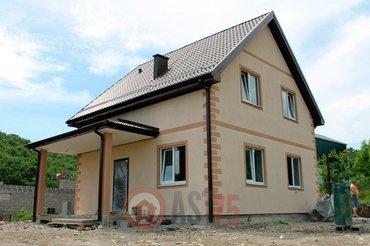 Продаю мансардный дом60%готовности с in Беловодское