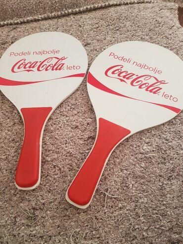 Reketi | Srbija: Reketi za stoni tenis Coca Cola