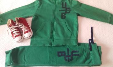 9694d5242cb Benetton φούτερ φόρμες με φερμουαρ χωρίς for 8 EUR in Περιφερειακή ενότητα  Θεσσαλονίκης: ...