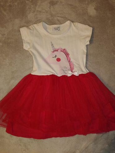 Decije haljine - Futog: Haljina za devojcice vel. 104