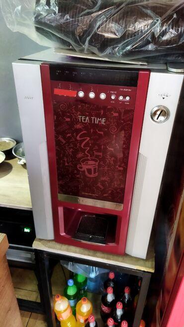Продаю кофе аппарат корейский. Требуется небольшой ремонт. Дёшево