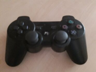 Джойстик PS3 (проводной)в хорошем состоянии 35 манат