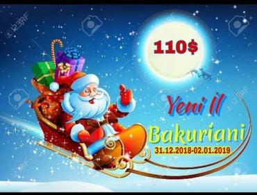 Bakı şəhərində BAKURİANİ TURU -110$ 2019- Cİ İLi