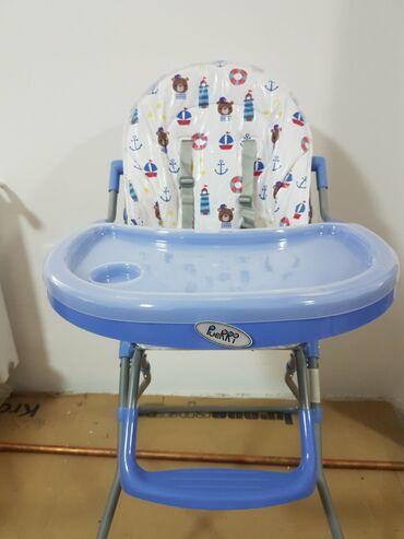 Stolica za hranjenje - Srbija: Stolice za hranjenje beba nove nekoriscene ostale u zelenoj i