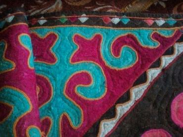 Ширдак,Войлок 85-х года.размер 4*2.шерсть в Бишкек