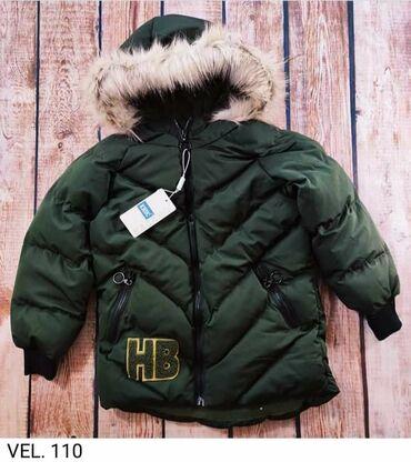 Muska hummel jakna - Srbija: Muska zimska jaknica