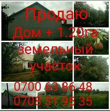 Недвижимость - Боконбаево: 82 кв. м 4 комнаты, Сарай, Подвал, погреб