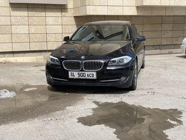 BMW - Бишкек: BMW 5 series 2 л. 2012