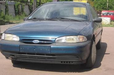 зеленый ford в Кыргызстан: Ford Mondeo 1993