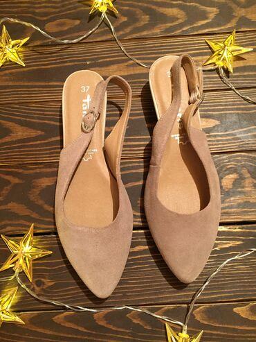 купить женскую обувь недорого в Кыргызстан: Продаю женскую немецкую Обувь Кожа 100% плотная Германия бренд Тамарис
