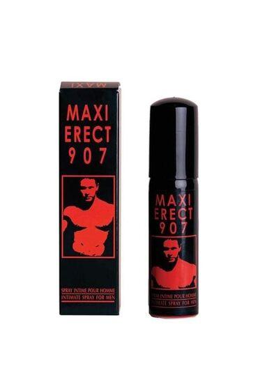 Pojacalo - Srbija: Maxi Erect'907. Sprej za pojacavanje osetljivosti penisa i jacanje