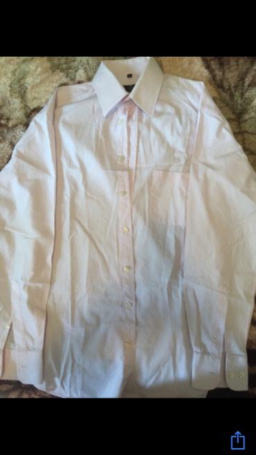 Рубашка с длинным рукавом, размер 48,50, фирменная из Германии в Бишкек