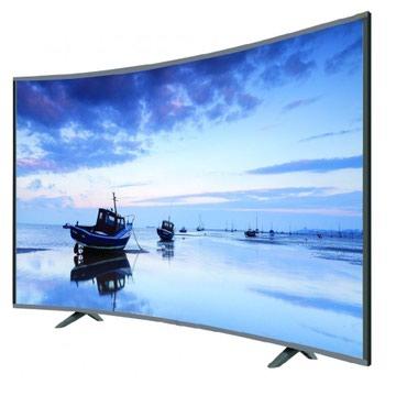 Телевизор изогнутый 65 Yasin E5000 4K smart tv в Бишкек