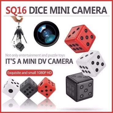 Mini spijunska kamera1950dinSQ16 mini spijunska kamera kockicaProizvod