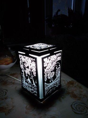 Светильник ночник дизайнерская в Бишкек