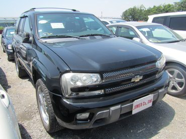 Chevrolet Trailblazer 2004 в Бишкек