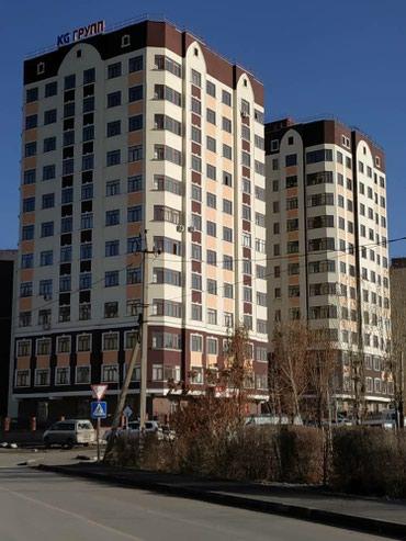 Продаю 2к.кв. ж/м Кок-Жар, 11 этаж, 61,5м2, отопление электро. в Бишкек