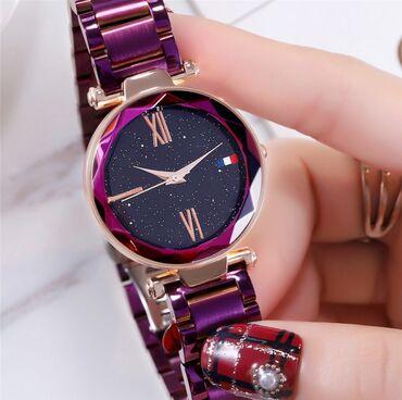 Личные вещи - Александровка: Продаются новые часы с браслетом