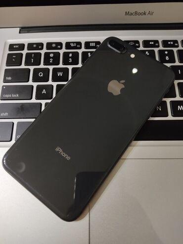 Продаю iPhone 8 plus, 64 GB,  полный комплекткоробка, зарядка наушни