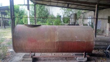 Продаю металлическую бочку объем: 3 м3, в Бишкек