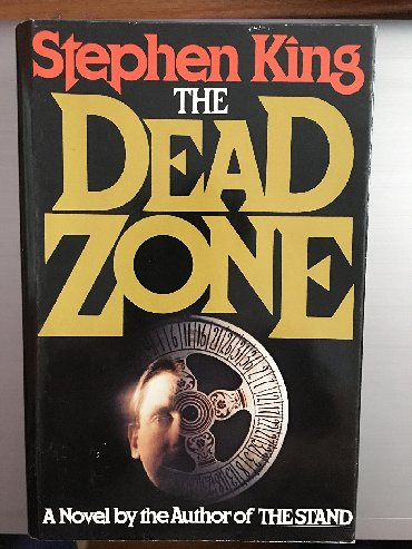 The dead zone stephen kingThe Dead Zone is a horror and supernatural