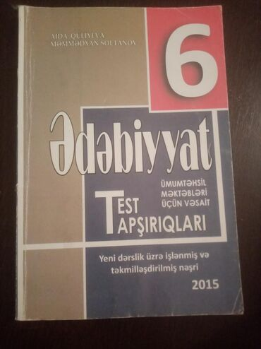 Ədəbiyyat test toplusu. 2010.təmizdir.Əsasən 3-cü qrup
