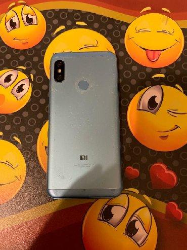 Oneplus 8 pro бишкек - Кыргызстан: Б/у Xiaomi Redmi Note 6 Pro 32 ГБ Серый