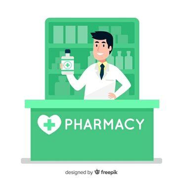 Медицина, фармацевтика - Бишкек: Жумуш издеймие фарматцев окууну жаны бутком