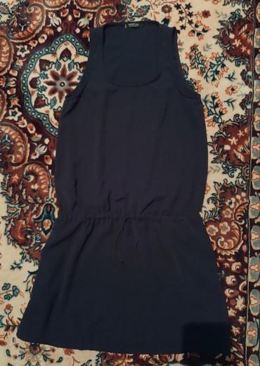 Платье от Манго. Одевала пару раз. Состояние хорошее. Размер стандарт. в Koj-Tash
