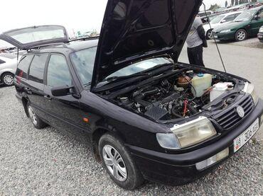 Volkswagen Passat CC 1.8 л. 1994 | 11111 км