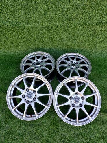 купить диски для машины в Кыргызстан: Диски X CROSS SPEEDДиаметр R16Сверловка 5*114.3Ширина 6.5j et45Диски