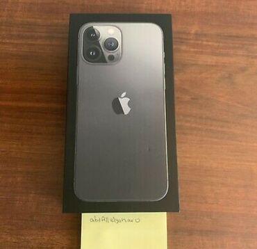 айфон 6 16 гб цена бу in Кыргызстан | APPLE IPHONE: IPhone 13 Pro Max | 128 ГБ Новый | Гарантия, С документами