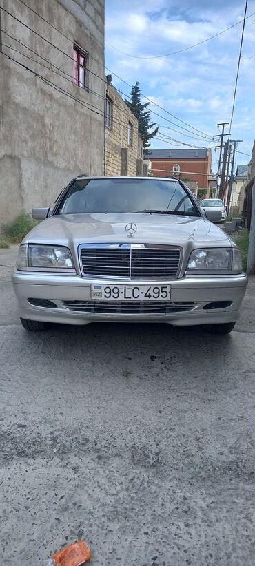 21 elan   NƏQLIYYAT: Mercedes-Benz C 180 1.8 l. 1998   34774 km