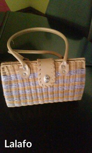 Prelepa damska torbica,pastelnih boja,nova - Vrnjacka Banja