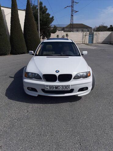 bmw-3-серия-325-at - Azərbaycan: BMW 325 2.5 l. 2003   239999 km