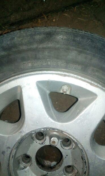сепаратор ручной цена в Кыргызстан: Продаю 4 колеса с резиной r 15 цена договорная