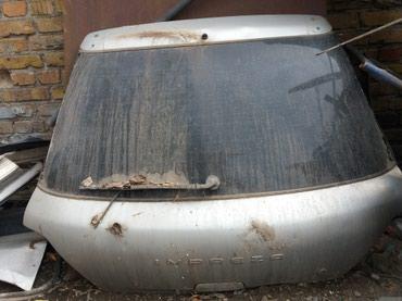 Продаю задняя крышка багажника импреза 2000года в Бишкек