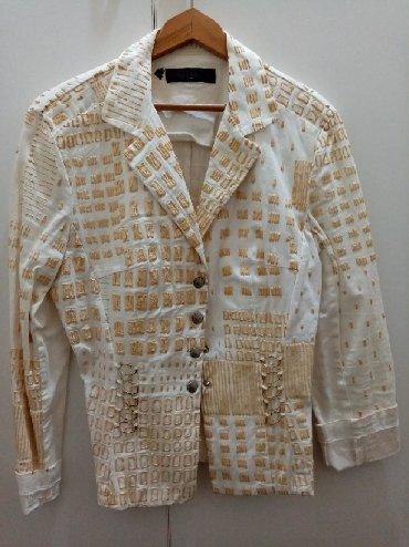Ženska odeća   Raska: Vrhunski sako za toplije vreme. Uzivo mnogo lepsi. Jako skupa