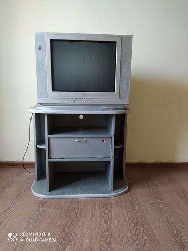 Продается телевизор + поставка+ санарит Ясин .то есть 3 вещи за указан