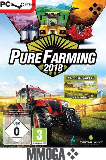 Pc igra pure farming 2018 - Beograd