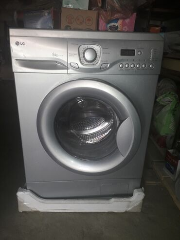 Öndən Avtomat Washing Machine LG 5 kq