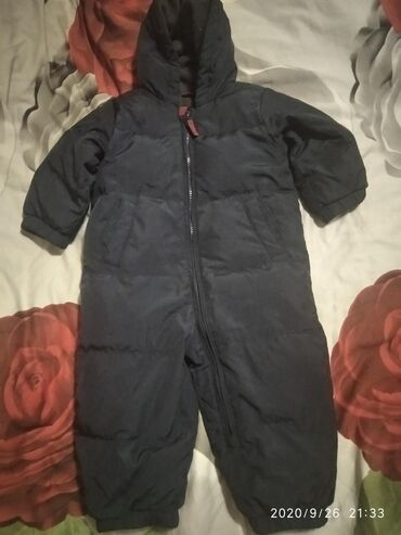 детская качественная одежда в Кыргызстан: Детский комбинезон с 8мес до 1.5г качественный состояние хорошее 800с
