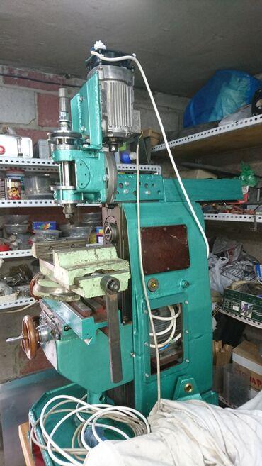 Продаю настольный фрезерный станок НГФ-110 Ш4, состояние нового, весь