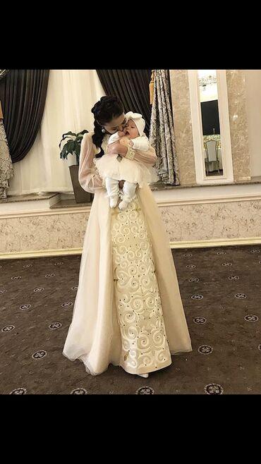 Продаётся очень красивое платье на Кыз- узатуу Размер S