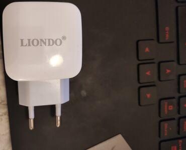 зарядное 5v в Азербайджан: Qualcomm QC 3.0 sürətli enerjili USB adapter. 5V-3A, 9V-2A,. 12V-1,5A